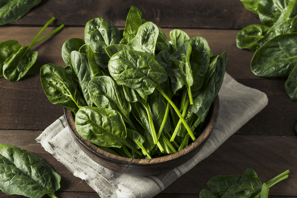 Facts about Spinach Benefits