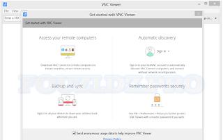 تحميل أفضل برنامج للتحكم في أي كمبيوتر عن بعد VNC Connect Enterprise 6.4.1