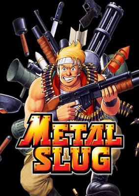 Capa do Metal Slug