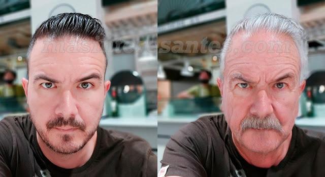 Apps que envejece el rostro