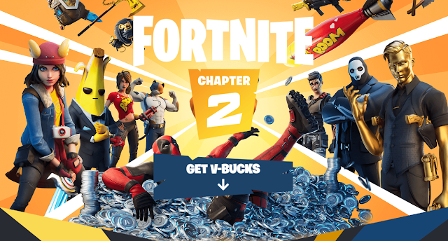 How to get free V-Bucks in Fortnite Chapter 2