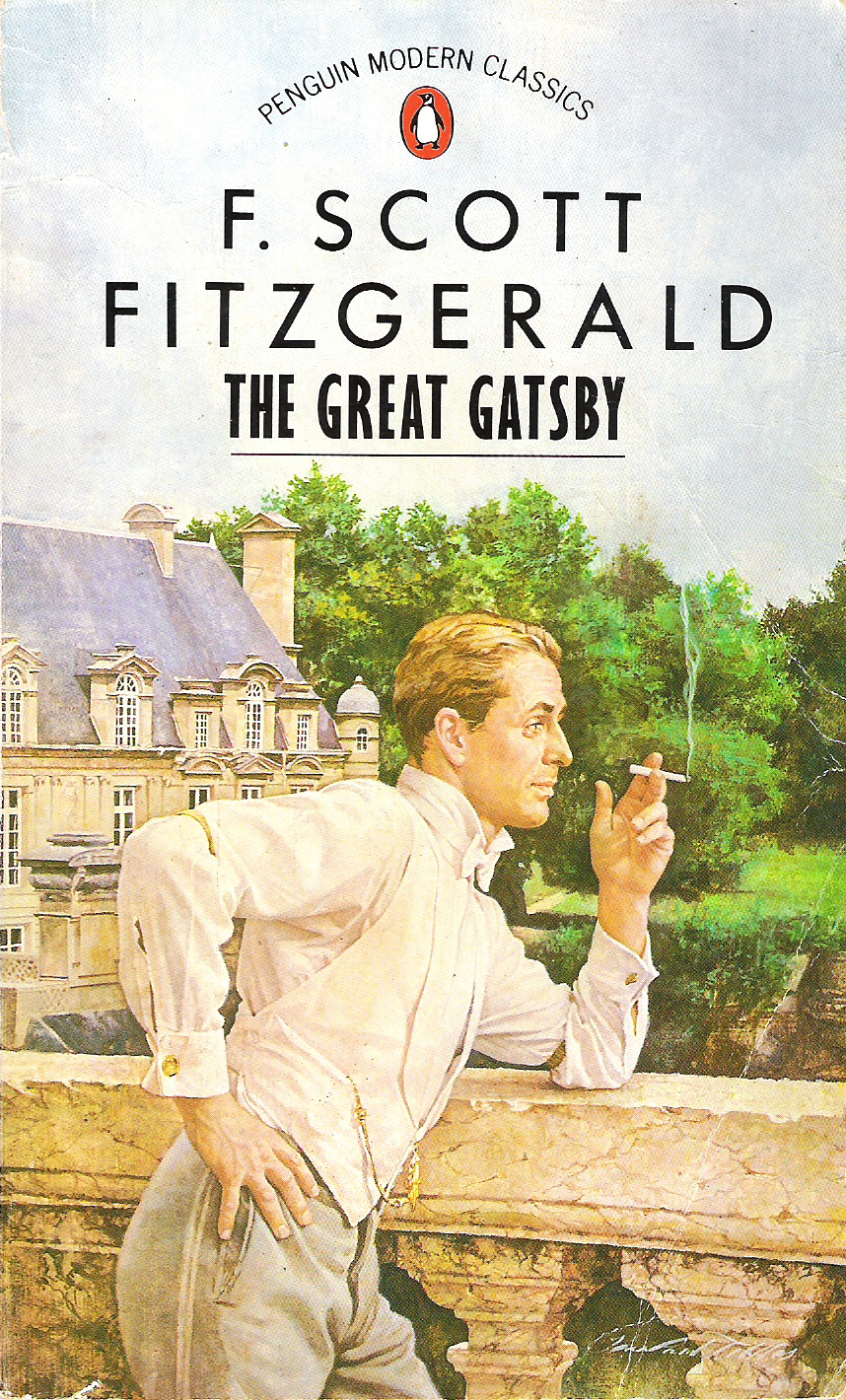 A literary analysis of an american dream in the great gatsby by f scott fitzgerald