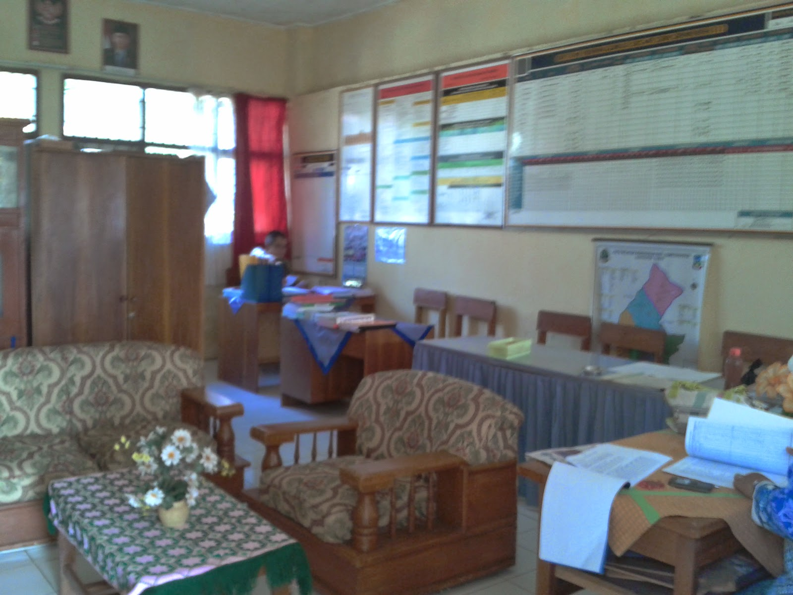 VISION AND MISION OF THE DISTRICT EDUCATION OFFICE GARUT SOUTH