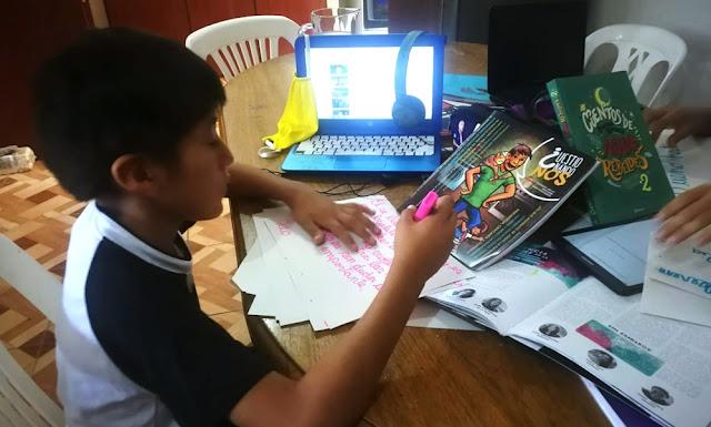 El inicio del año escolar 2020, este lunes 6 de abril se inicia el año escolar en Perú