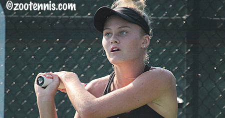 Top Two Seeds in Boys and Girls Draws Advance to Third Round at ITF Grade 1 International Hard Courts, Sleeth Ousts Fifth Seed Appleton;  Americans Post 17 Wins on First Day of US Open Qualifying