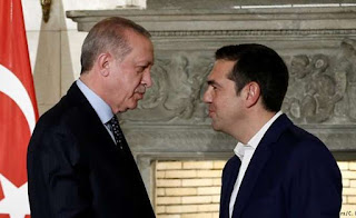 "Spiegel για Τσίπρα - ""Aκολουθεί τον Ερντογάν"""