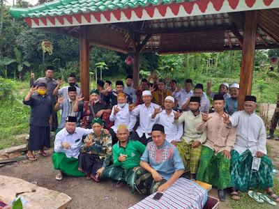 Gowais Lampung Timur Bulatkan Tekad Dukung Paslon Nomor Tiga