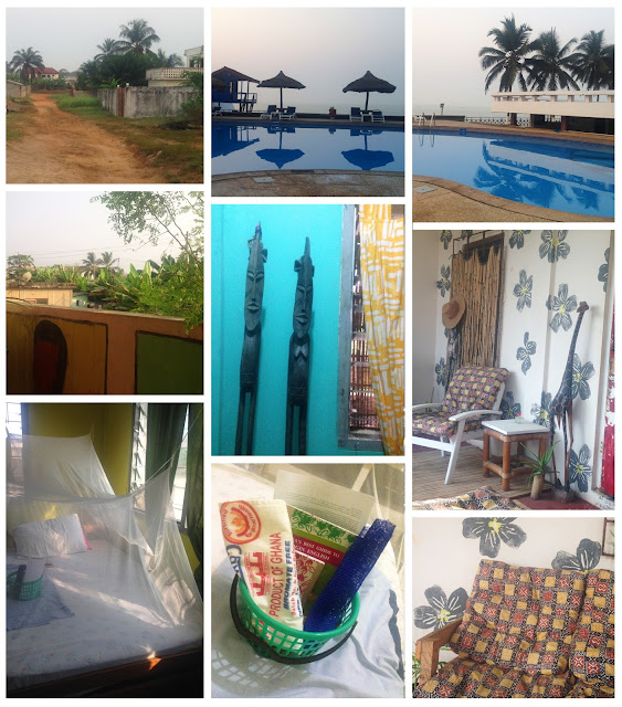 Global Mamas volunteer, Batik fabric, Batik workshop, life in Ghana, Africa travel, Cape Coast