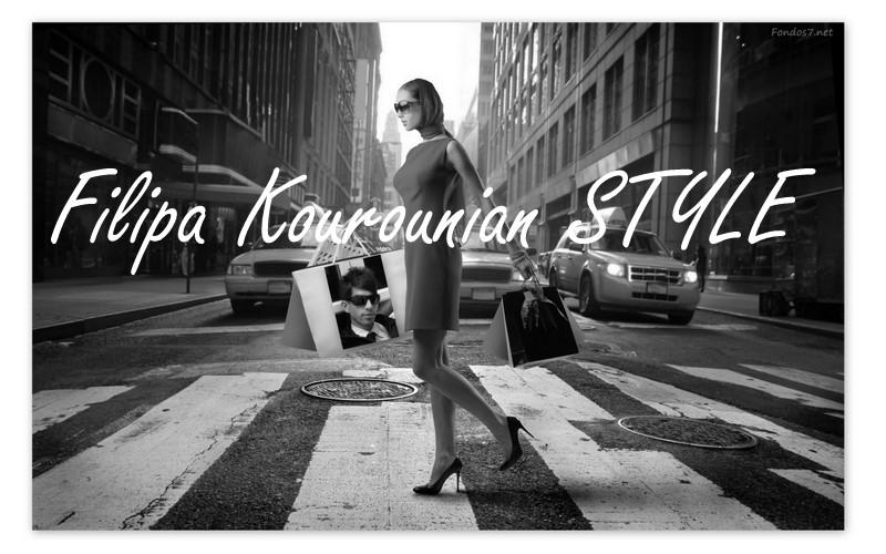 Filipa Kourounian Style  Coco Chanel 4620132cb85