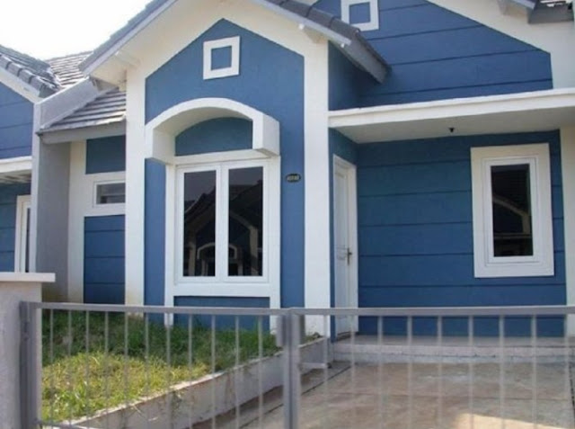 front elevation color combination