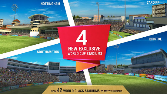 World Cricket Championship 2 Mod Apk Download