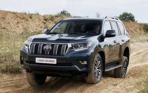 2018 Toyota Land Cruiser Review, Redesign
