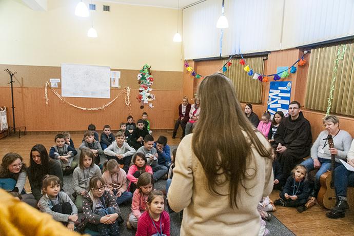 Ucieczka do Egiptu | Wieczór Biblijny dla Dzieci