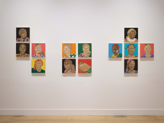 """""""Likenesses"""" Exhibition at Haines Gallery"""