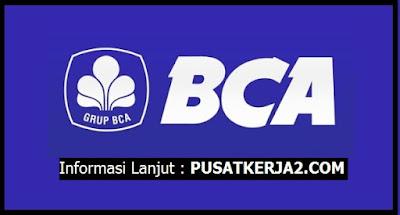 Lowongan Kerja Terbaru Jabodetabek SMA Sederjat November 2019 PT BCA Tbk