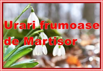 Urari frumoase de Martisor mesaje pentru 1 martie pentru iubita