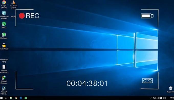 5 Software Perekam Layar PC Terbaik (Screen Recorder)