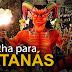 Brasil terá  Marcha para Satanás em 2020.