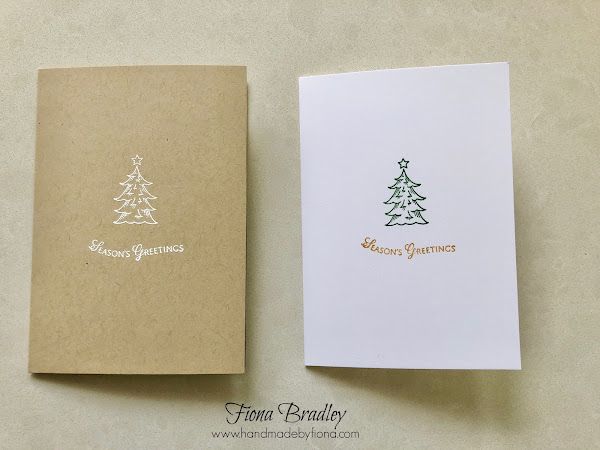 Ink it! Stamp it! Blog hop: Christmas