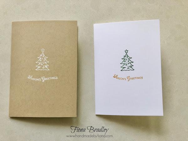 Ink it! Stamp it! Blog hop: Christmas