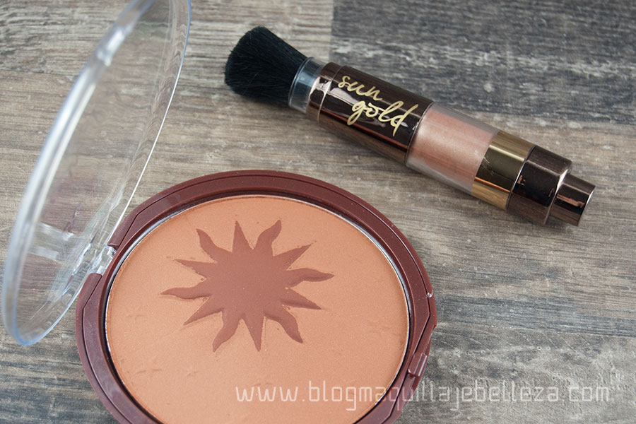Polvos bronceadores | Trucos de maquillaje para el verano.