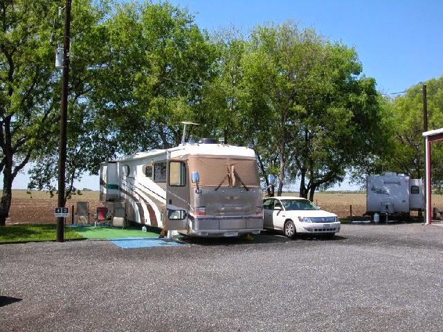 Passport America Site Seers Quiet Texas Rv Parks In Hondo