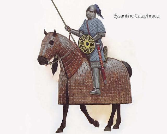 Byzantine Cataphracts:
