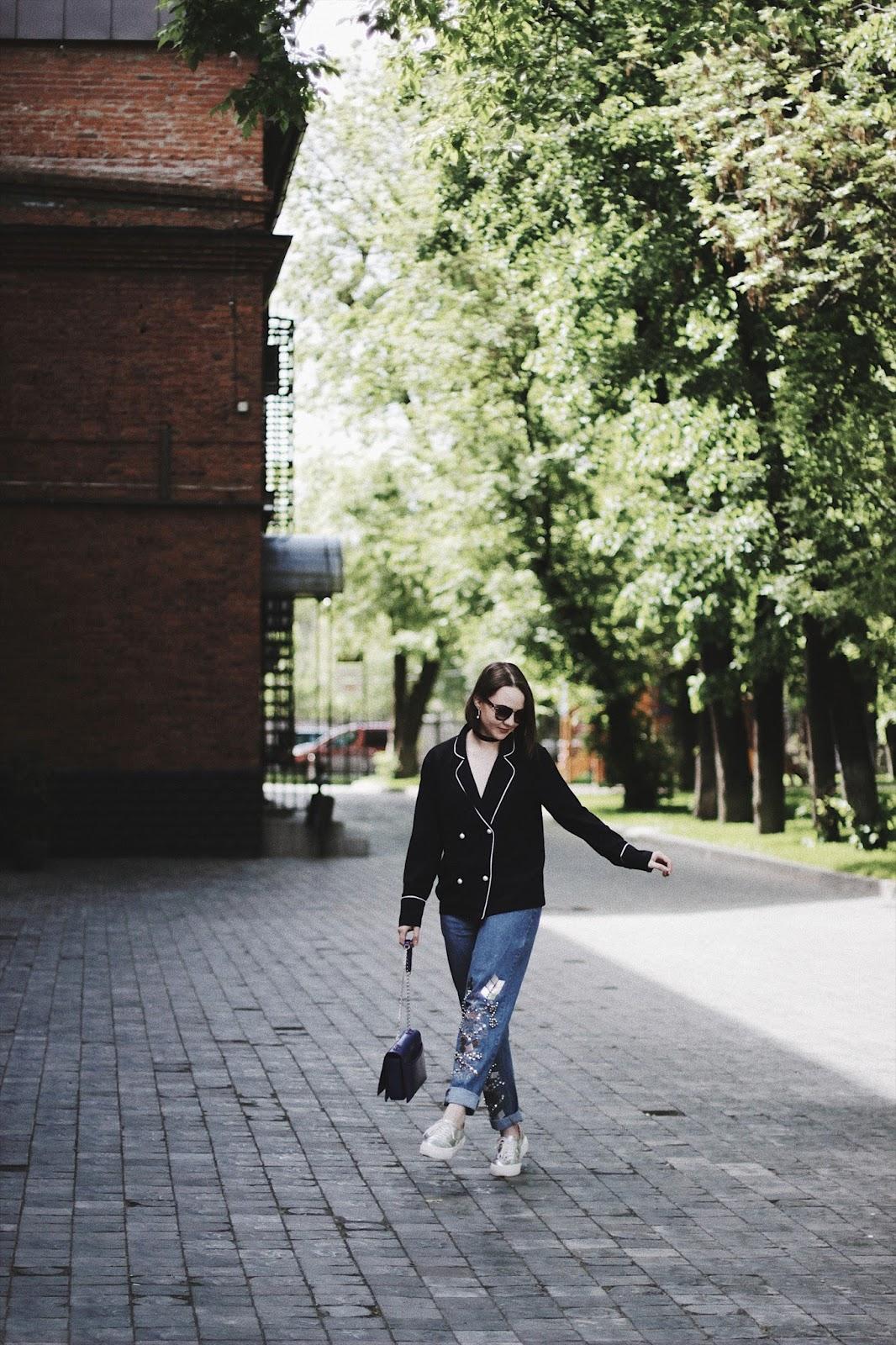 Alina Ermilova | Fashion Blogger | PJ Top