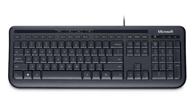 Regular English Keyboard Microsoft