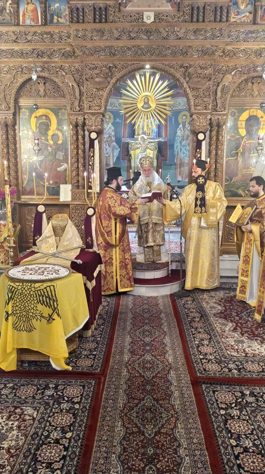 Κυριακή της Ορθοδοξίας με ελάχιστους πιστούς και μέτρα στην Ξάνθη [ΦΩΤΟ]
