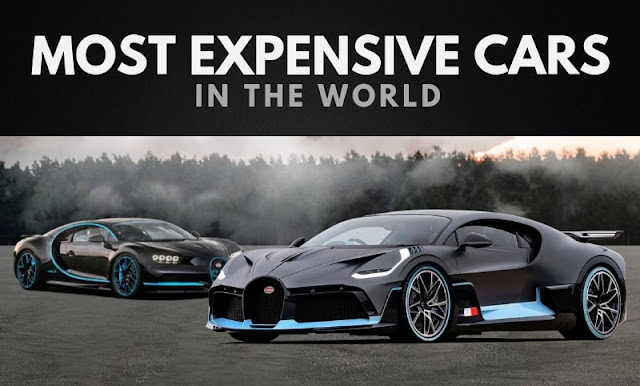 Most expensive car in the world of all time - letmeask