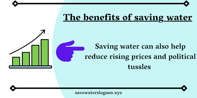 Benefits & Importance Of Water Conservation