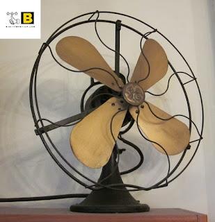 development of electric fan