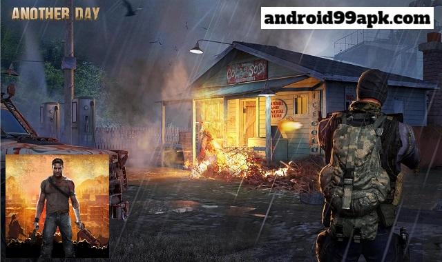 لعبة Another Day v1.3.1 مهكرة كاملة (بحجم 350 MB) للأندرويد