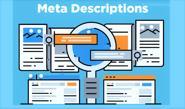 how to add meta description in blog
