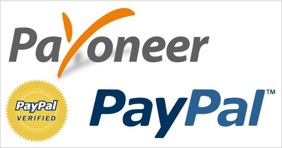 Alimenter votre carte Payoneer avec Paypal