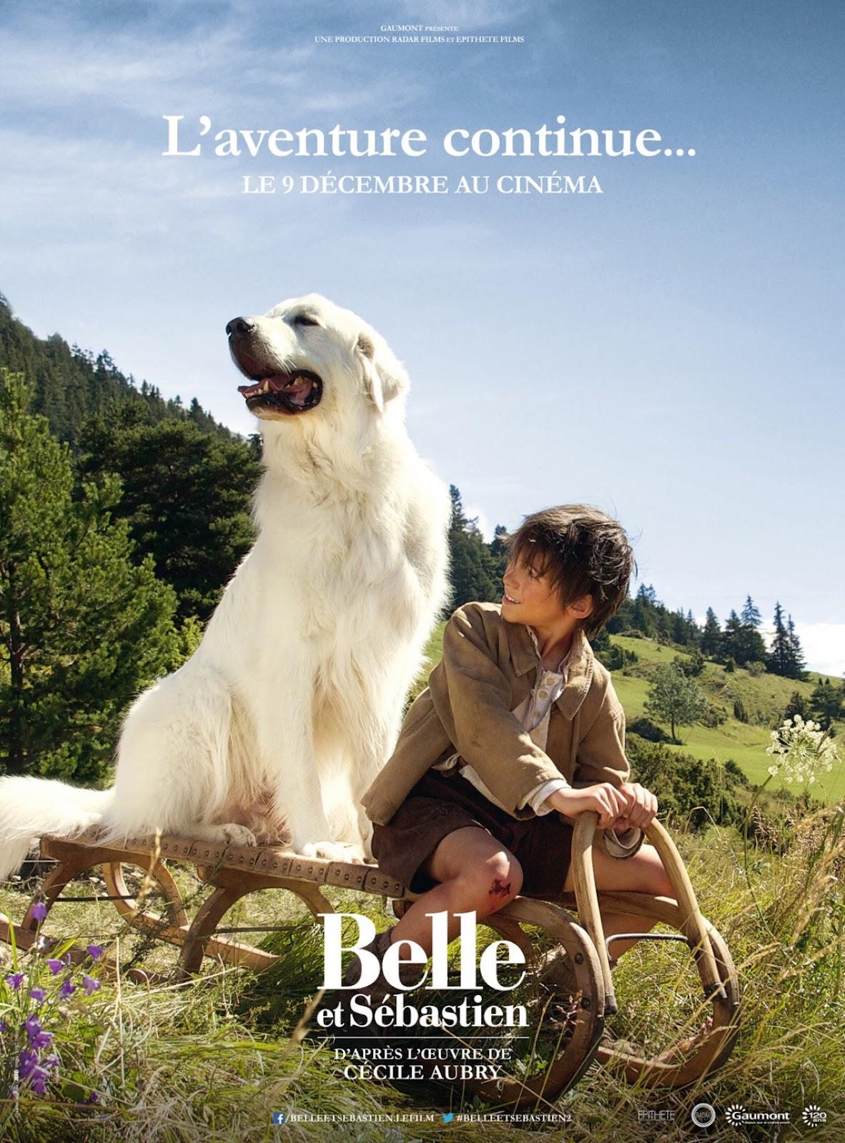 Belle Et Sebastien L Aventure Continue Legendado