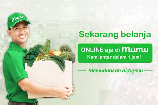 Kenyamanan Belanja Melalui Supplier Makanan Online Mumu