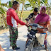 TNI Satgas TMMD ini Merasa Lega Bisa Bantu Warga Kesusahan