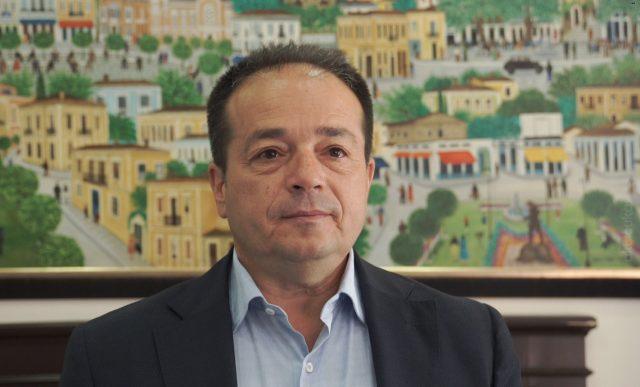Ο Νίκος Σταυρογιάννης για το θάνατο του Προέδρου του Γοργοποτάμου Δημήτρη Ζαρίκα