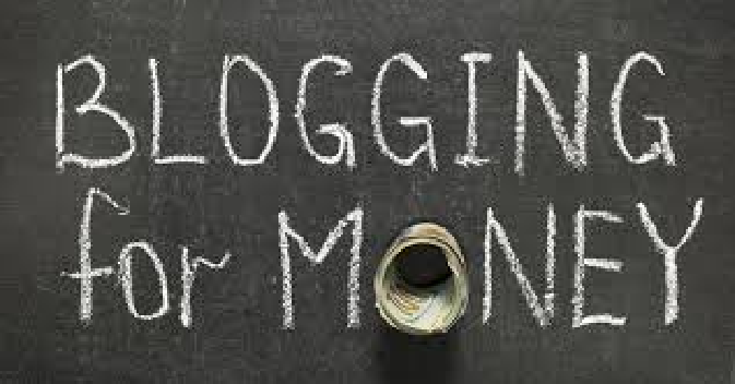 Blogging for Earning Money from internets,
