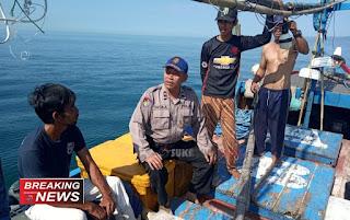 polair laksanakan operasi laut