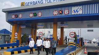Investor Asing Mulai Caplok Saham Jalan Tol di Indonesia