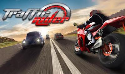 Download Game Traffic Rider Mod Apk