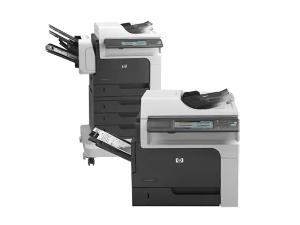 HP LaserJet Enterprise M4555 MFP Series