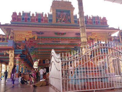 Maddi Anjaneya Swamy Temple in Jangareddygudem