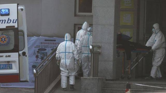 Angka Korban Meninggal Virus Corona Naik Menjadi 106