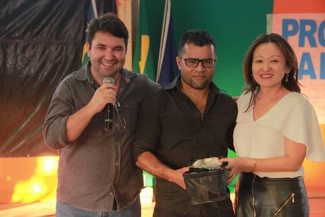 Senador Canedo: Projeto Escola Abdon Aberta reúne autoridades