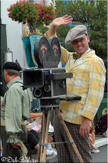 Francis Floot Streetmosphere Performer Disney Hollywood Studios