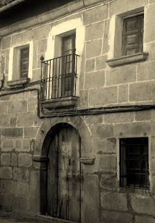 arquitectura popular en el valle del jerte
